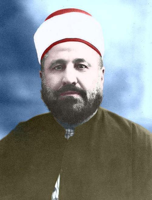 MohammedRachidRidaAvant1935